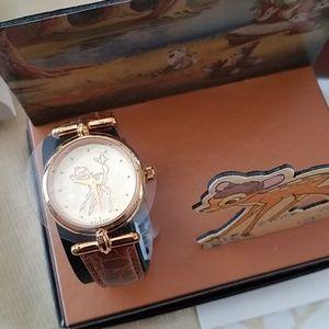 Vintage Disney Bambi watch